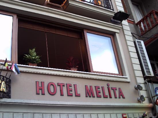 Melita Hotel: Hotel Melita