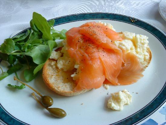 Ivythwaite Lodge hotel: breakfast