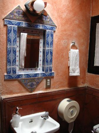 Posada Belen Museo Inn : Clean and with character.