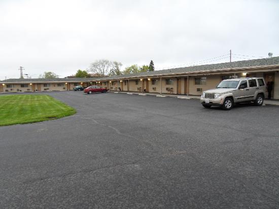 Hub Motel: Aussenansicht