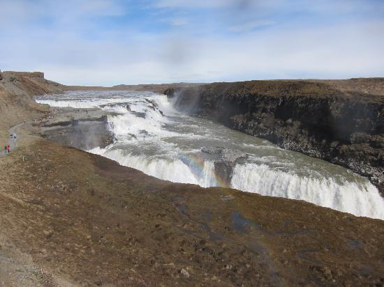 Iceland on Track: Gullfoss