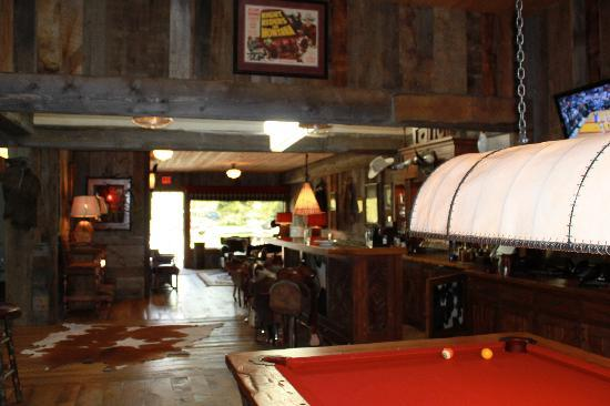 The Ranch at Rock Creek: Saloon