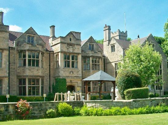 Redworth, UK: Lovely hotel and grounds