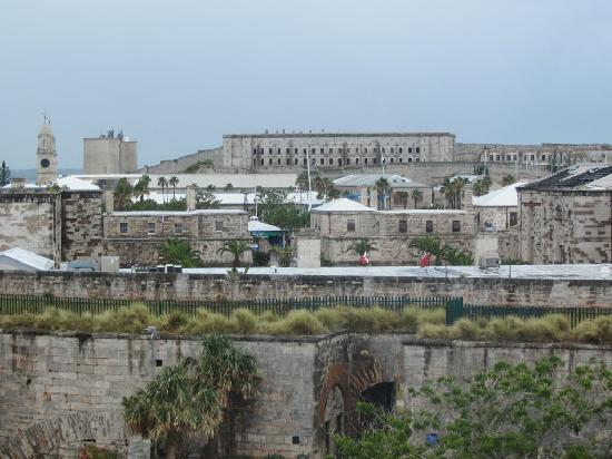 Royal Naval Dockyard: Museum campus