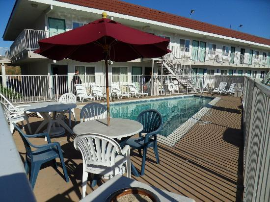 Motel 6 Sacramento-Old Sacramento North : Aussenansicht