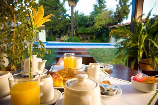 Hotel La Candela: Desayuno