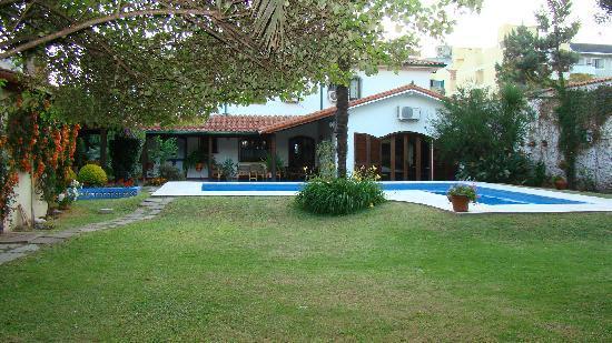 Hotel La Candela: Jardín