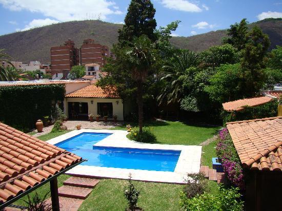 Hotel La Candela: Vista General Jardín