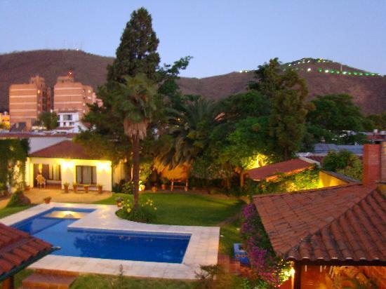 Hotel La Candela: Crepúsculo