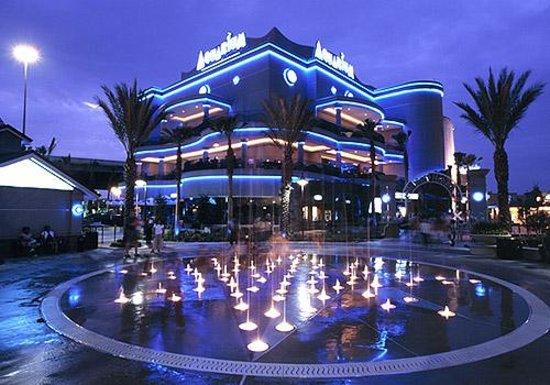 Aquarium Restaurant: Downtown Aquarium