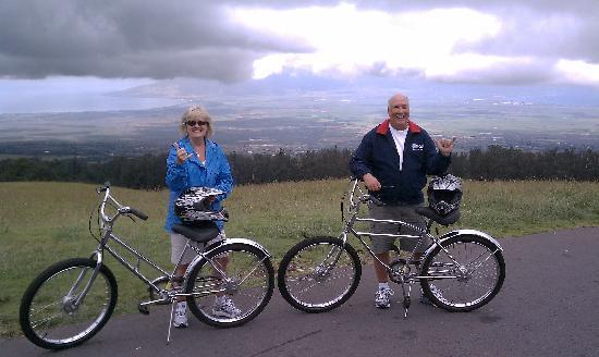 Paia, HI: Doug & Gail