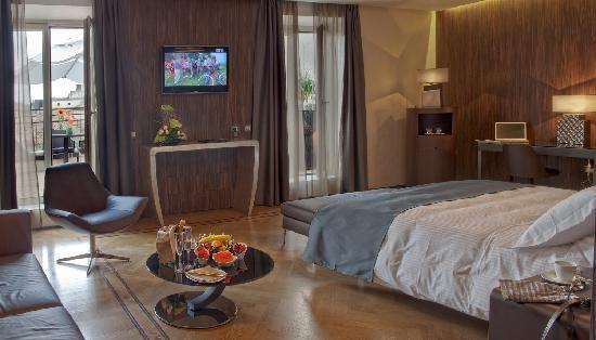 BERG LUXURY HOTEL   UPDATED 2018 Reviews U0026 Price Comparison (Rome, Italy)    TripAdvisor