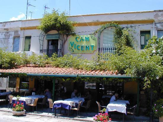 Sant Carles de la Rapita, إسبانيا: Vista exterior y terraza