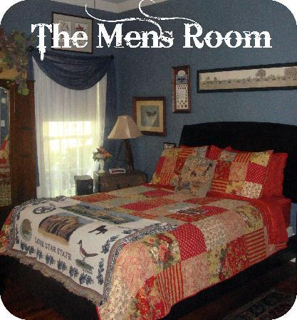 The Steamboat Inn: The Mens Room