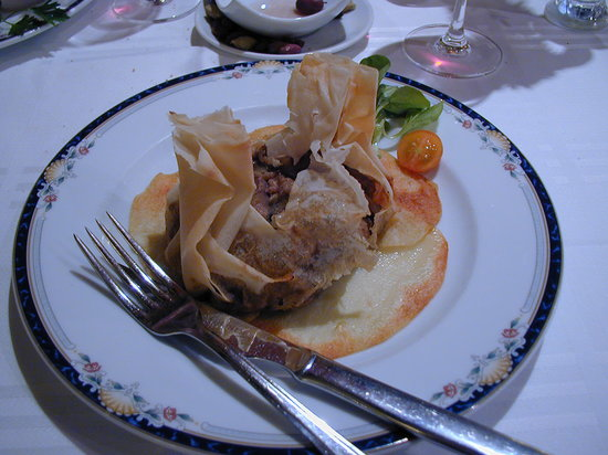 Restaurante Matarrana : Atadito de setas