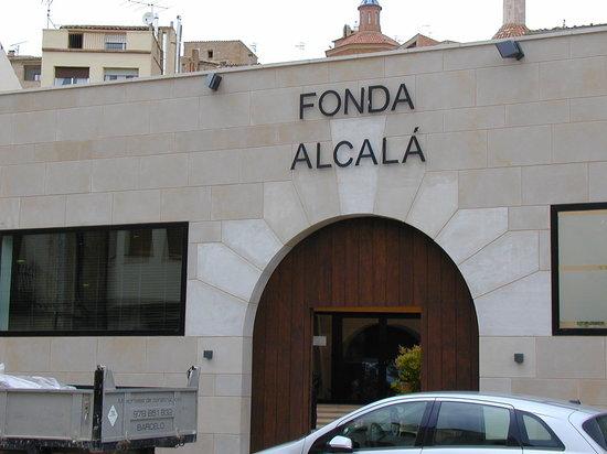 Calaceite, Spain: Entrada principal