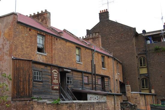 Susannah Place Museum