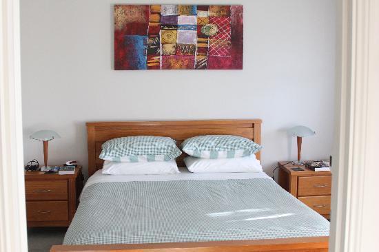 Bellevue Bed & Breakfast McLaren Vale: Our bedroom