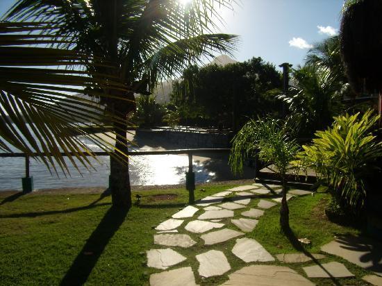 Pousada Vila das Velas: jardines de la posada