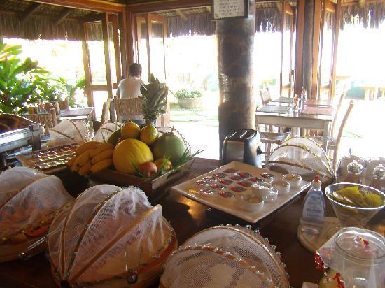 Pousada Vila das Velas: desayuno