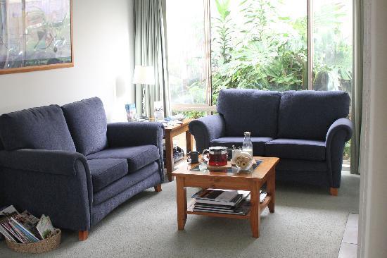 Bellevue Bed & Breakfast McLaren Vale: Sitting room