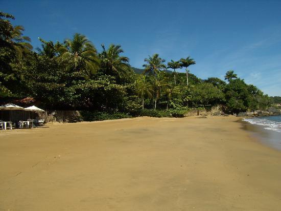 Ilhabela, SP: Praia Juliao
