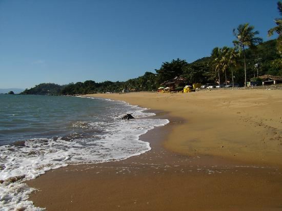 Ilhabela, SP: Praia Grande
