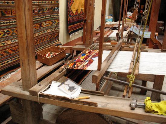 Journeys Beyond the Surface - Oaxaca: fine craft weaving Oaxaca
