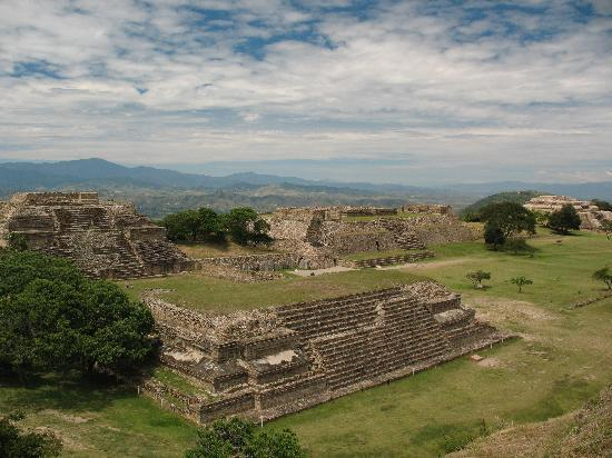 Journeys Beyond the Surface - Oaxaca: Top of the world in Oaxaca, Monte Alban