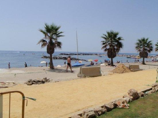 Marbella, Spain: Beach