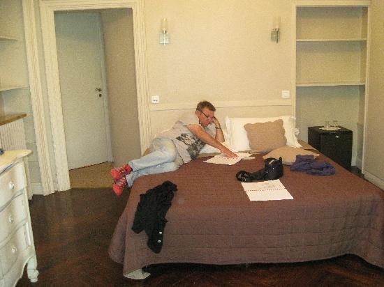 Nice Garden Hotel: Our Room