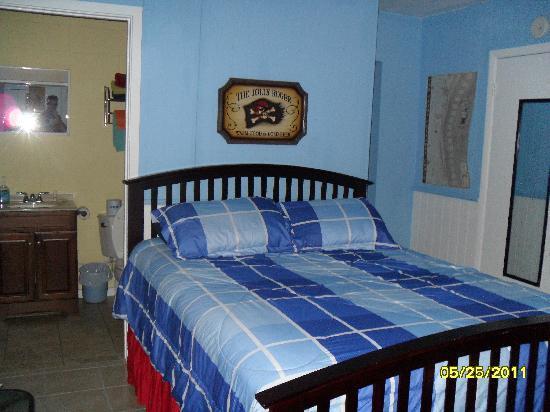 3rd Coast Inn: Our Room after sleep