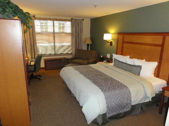 CopperLeaf Hotel: Standard Room