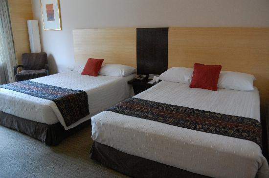 PARKROYAL Kuala Lumpur: our room