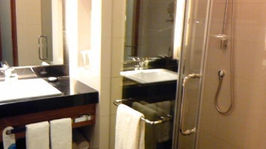 Radisson Blu Cebu: ホテル室内