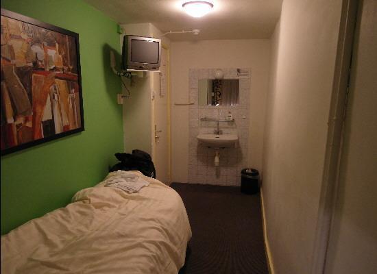 Anco Hotel: Einzelzimmer