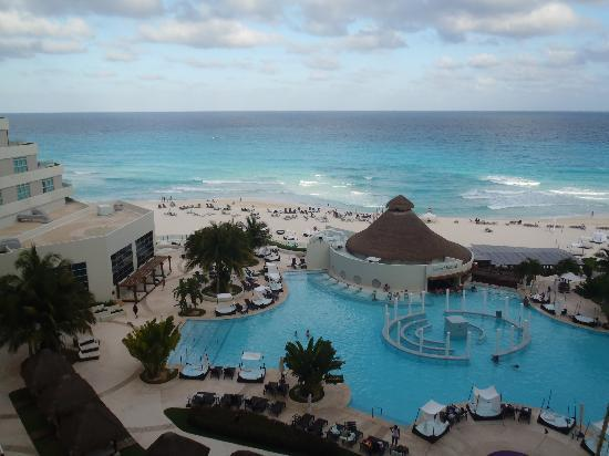 ‪‪ME Cancun‬: the view from our room‬