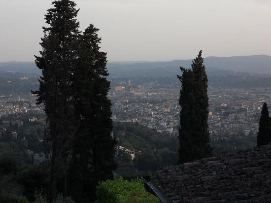 Antica Dimora Firenze: 20分ほどで近郊のFiesoleにもいけます。