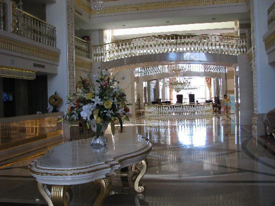 Alva Donna Exclusive Hotel & Spa: lobby