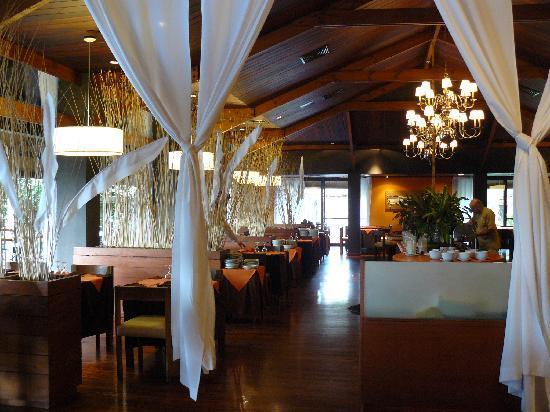 Raices Esturion Hotel: restaurante