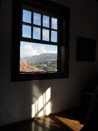 Pouso do Chico Rei: One of the windows, room 6