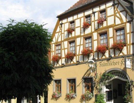 Bad Neustadt an der Saale, Nemecko: La facciata esterna