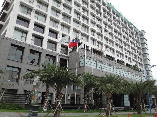 Evergreen Resort Hotel - Jiaosi: 外觀