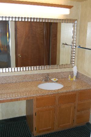 Residence Inn Phoenix: Vanity area