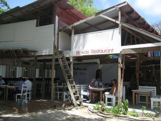 Slipway Restaurant: Stylish Hangout for Yachties