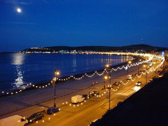 BEST WESTERN Palace Hotel & Casino: Sea view