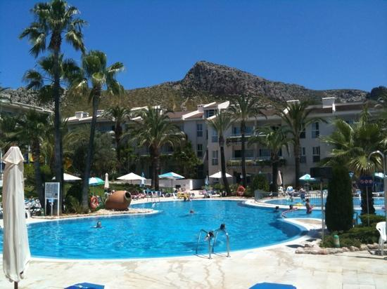 Puerto Azul Suite Hotel: beautiful view