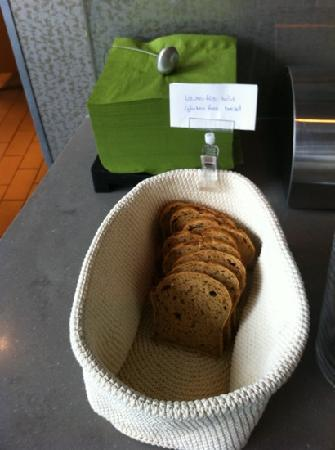 Quality Hotel Panorama: gluten free