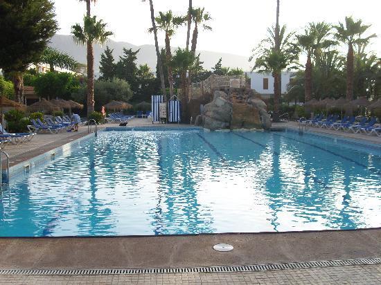 Playadulce Hotel: Magnífica piscina