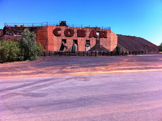 Welcome To Cobar Picture Of Great Western Hotel Motel